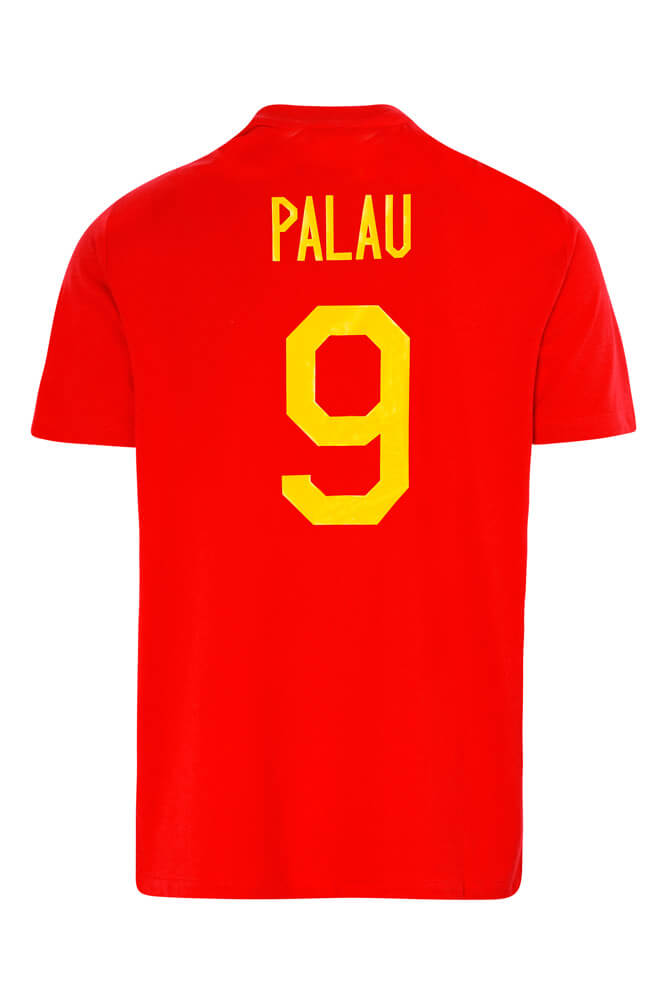 Baloncesto España Camiseta roja Team Laia Palau