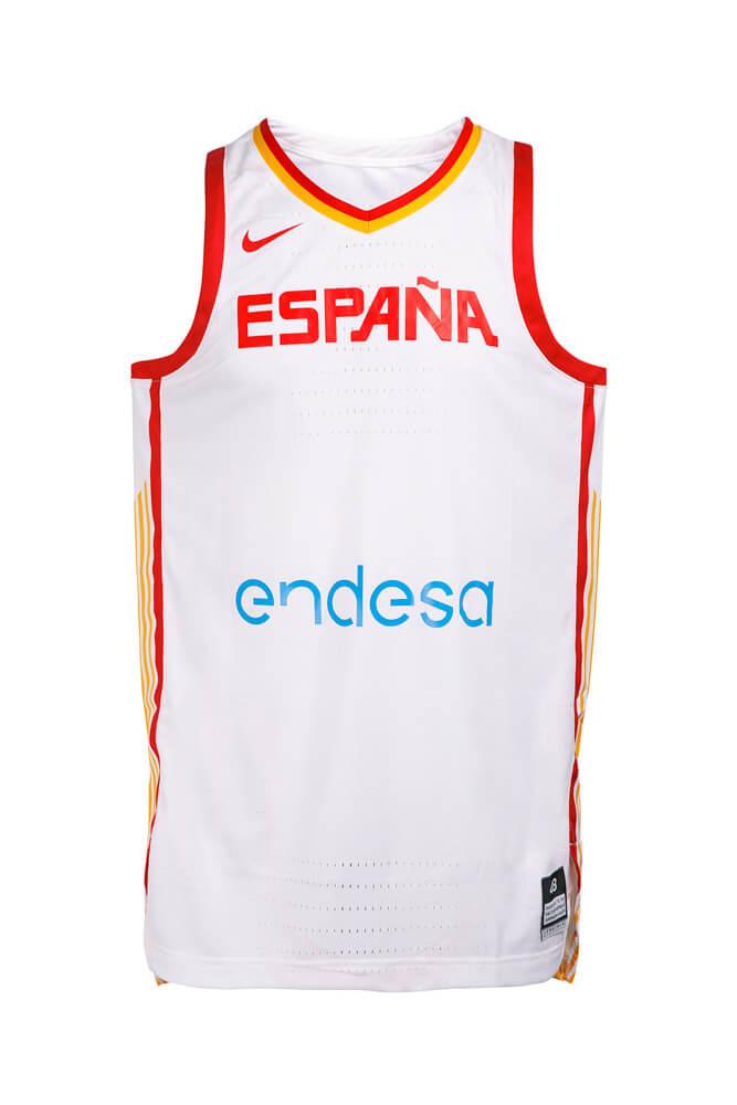 Baloncesto España Camiseta 2ª equipación SelMas 19/20