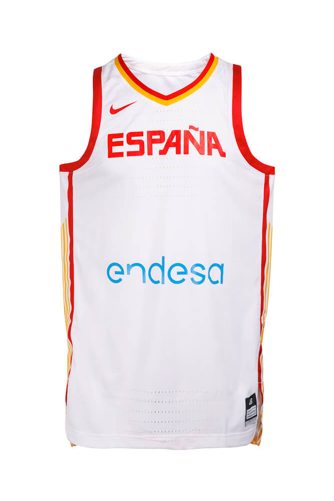 Baloncesto España Camiseta 2ª equipación SelMas