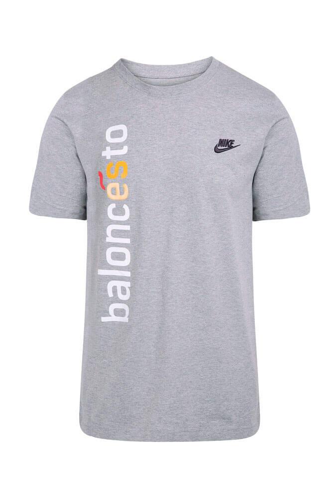 Baloncesto España Camiseta gris Baloncesto España