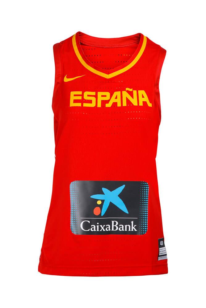 Baloncesto España Camiseta 1ª equipación SelFem