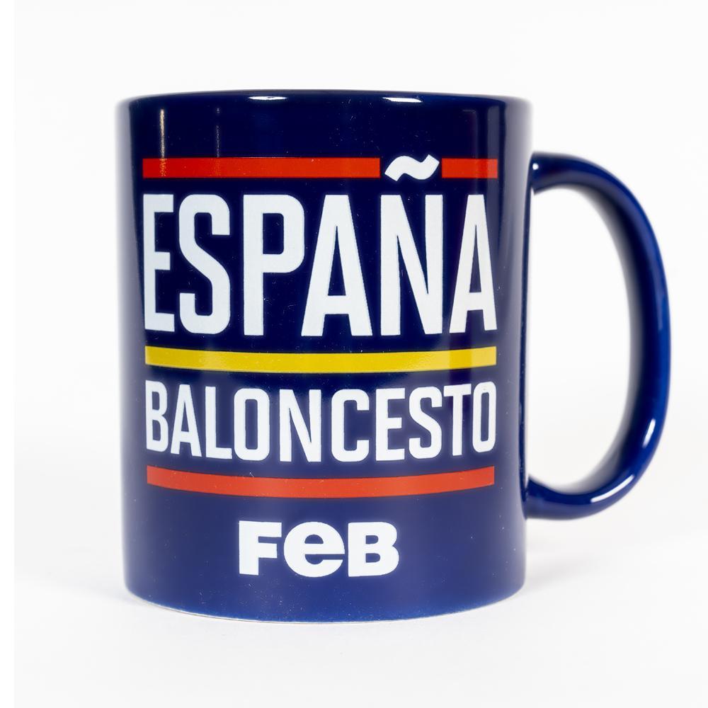 Baloncesto España Taza Baloncesto España