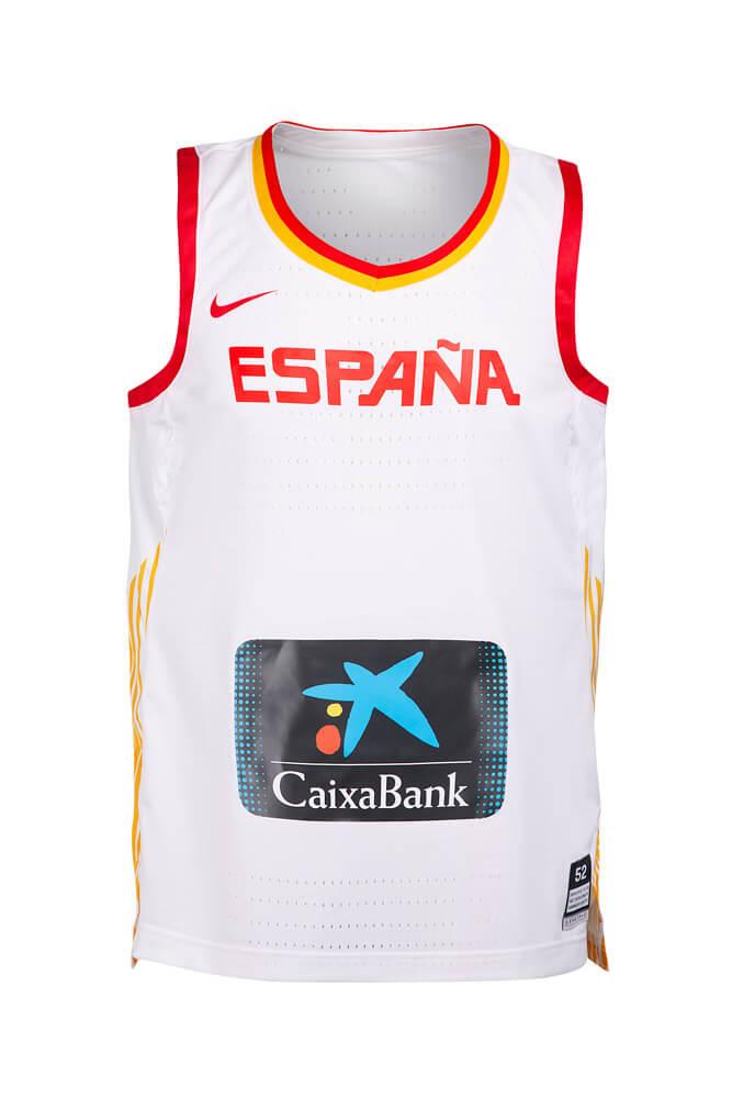 Baloncesto España Camiseta 2ª equipación SelFem