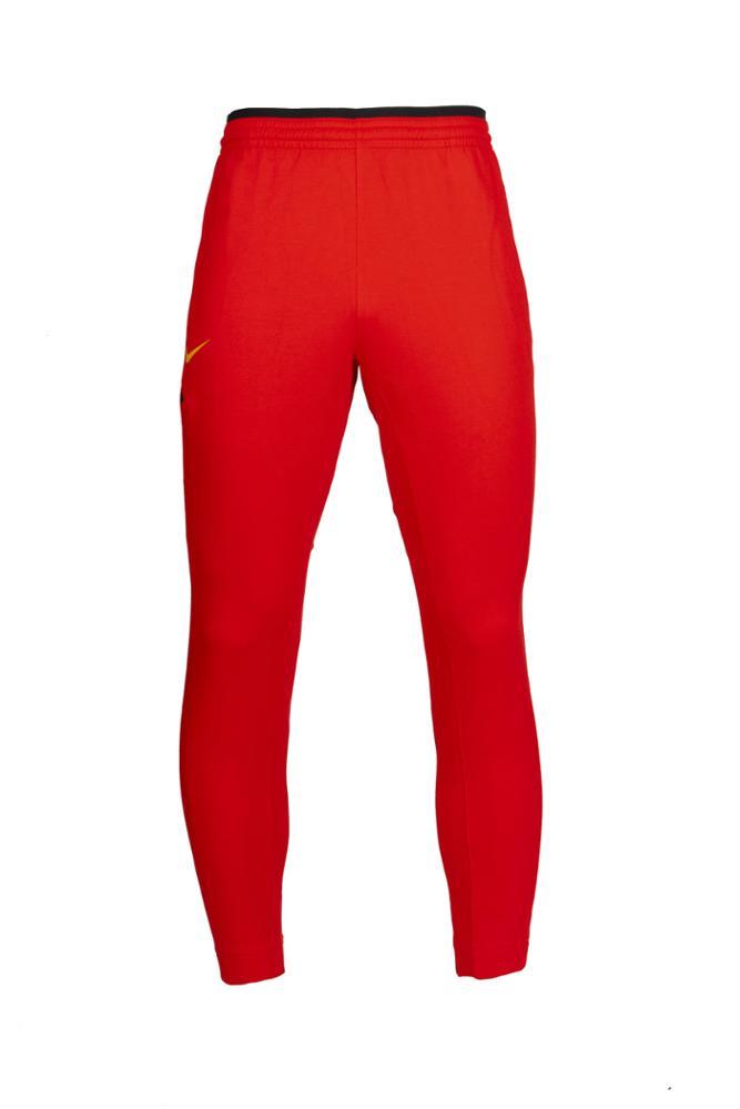 Baloncesto España Pantalon Sportwear Rojo Largo SelMas