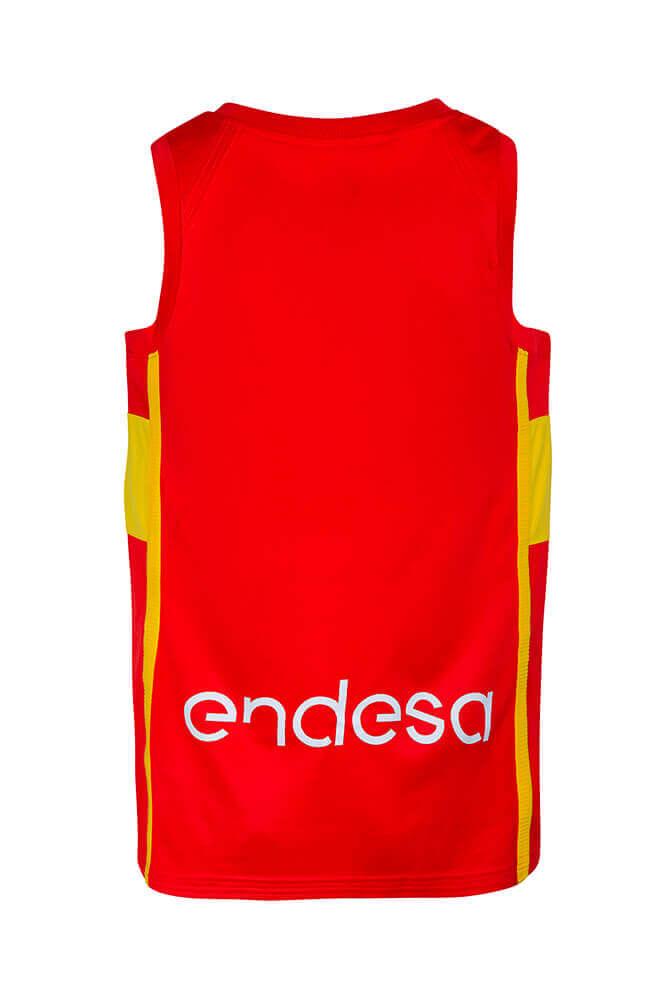 Baloncesto España Camiseta 1ª Equipación SelFem 2021