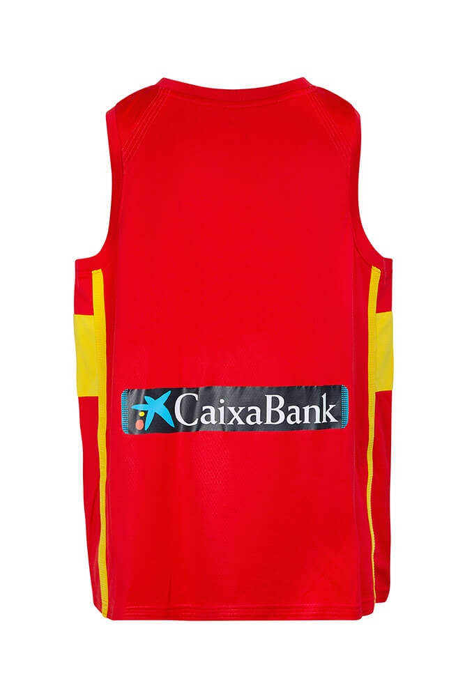 Baloncesto España Camiseta 1ª Equipación SelMas 2021