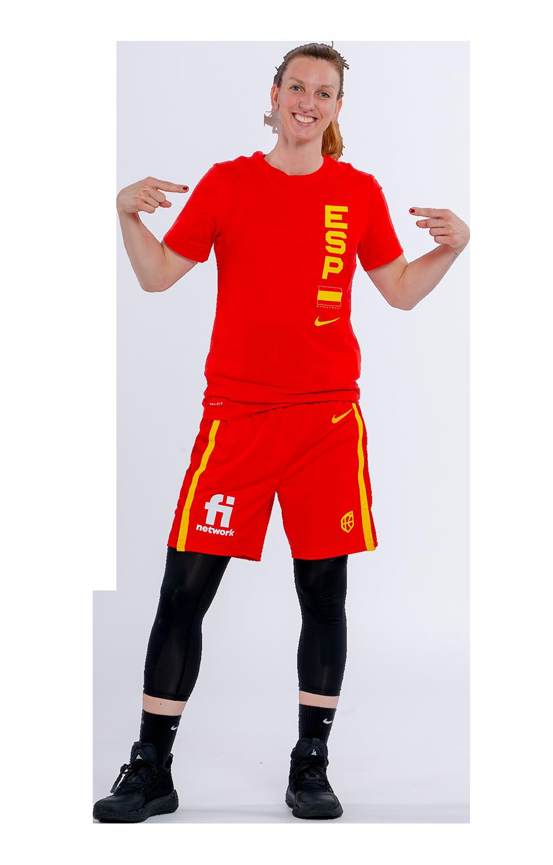 Baloncesto España Camiseta oficial Baloncesto España