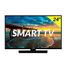 "HITACHI TELEVISIÓN HD 24"" 12V CON SMART TV"