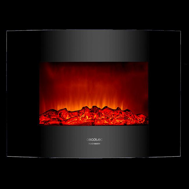 CHIMENEA ELECTRICA CURVER FLAMES 2200
