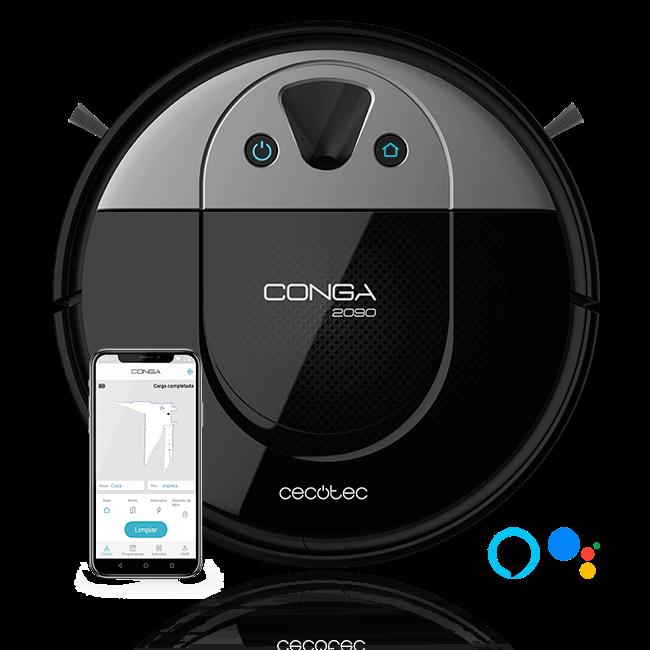 ROBOT ASPIRADOR 2090 VISION CONGA