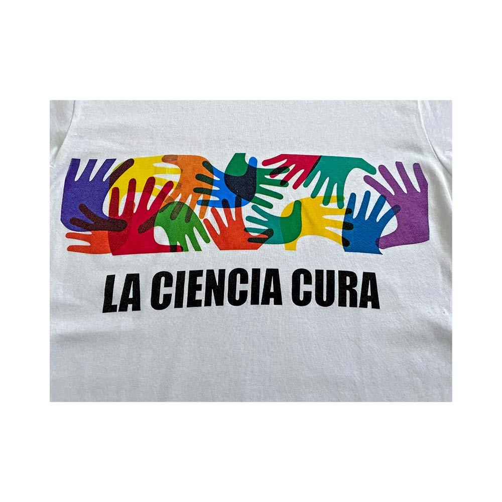 Camiseta solidaria Fundación Isabel Gemio