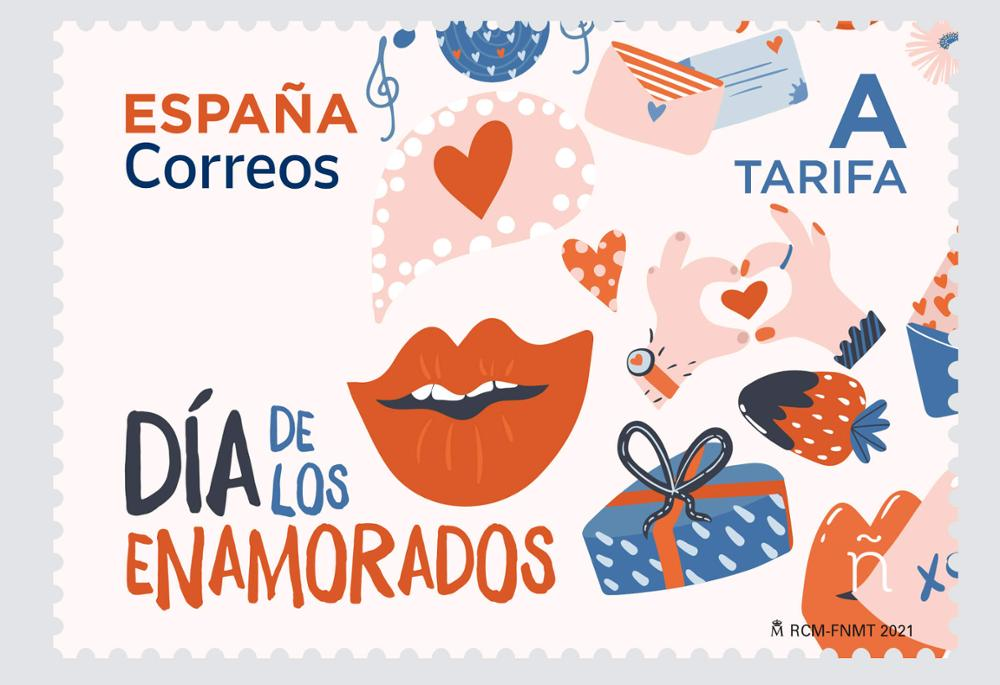 Pack de 25 sellos Tarifa A (nacional)
