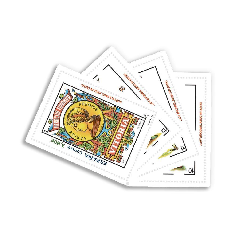 Sello Juego de cartas