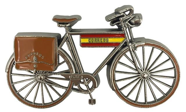 Imán bicicleta Correos