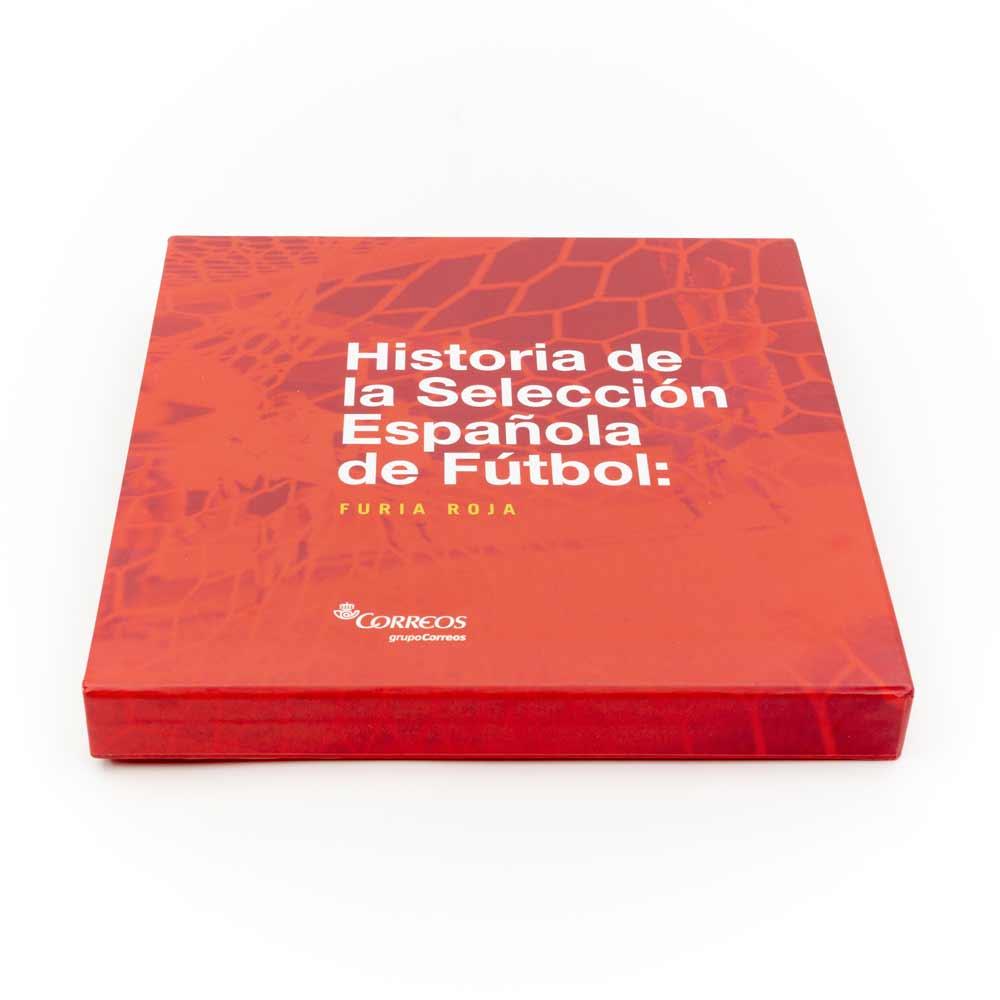 Libro La historia de la Selección Española