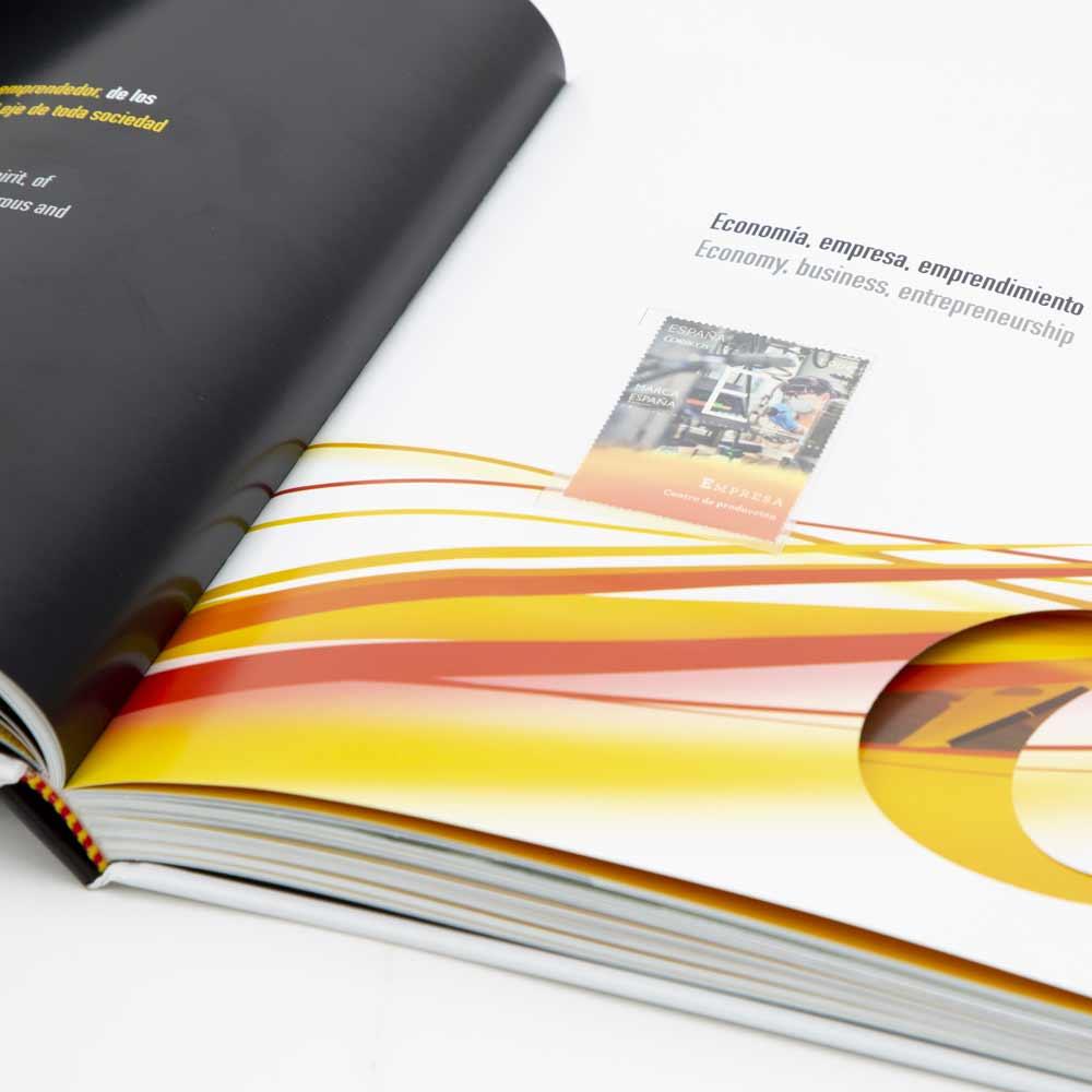 Libro Marca España
