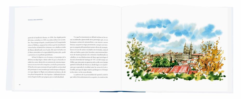 Libro El Camino de Santiago