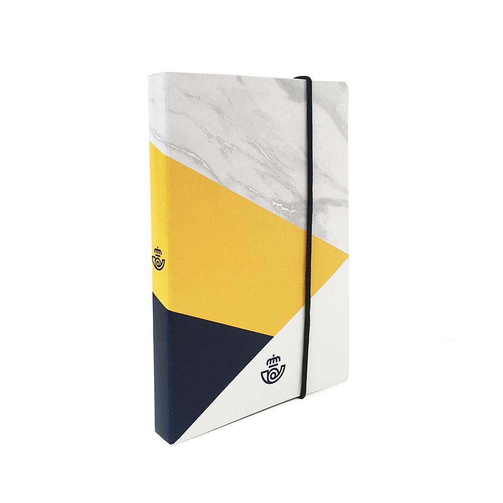 Cuaderno geométrico Correos