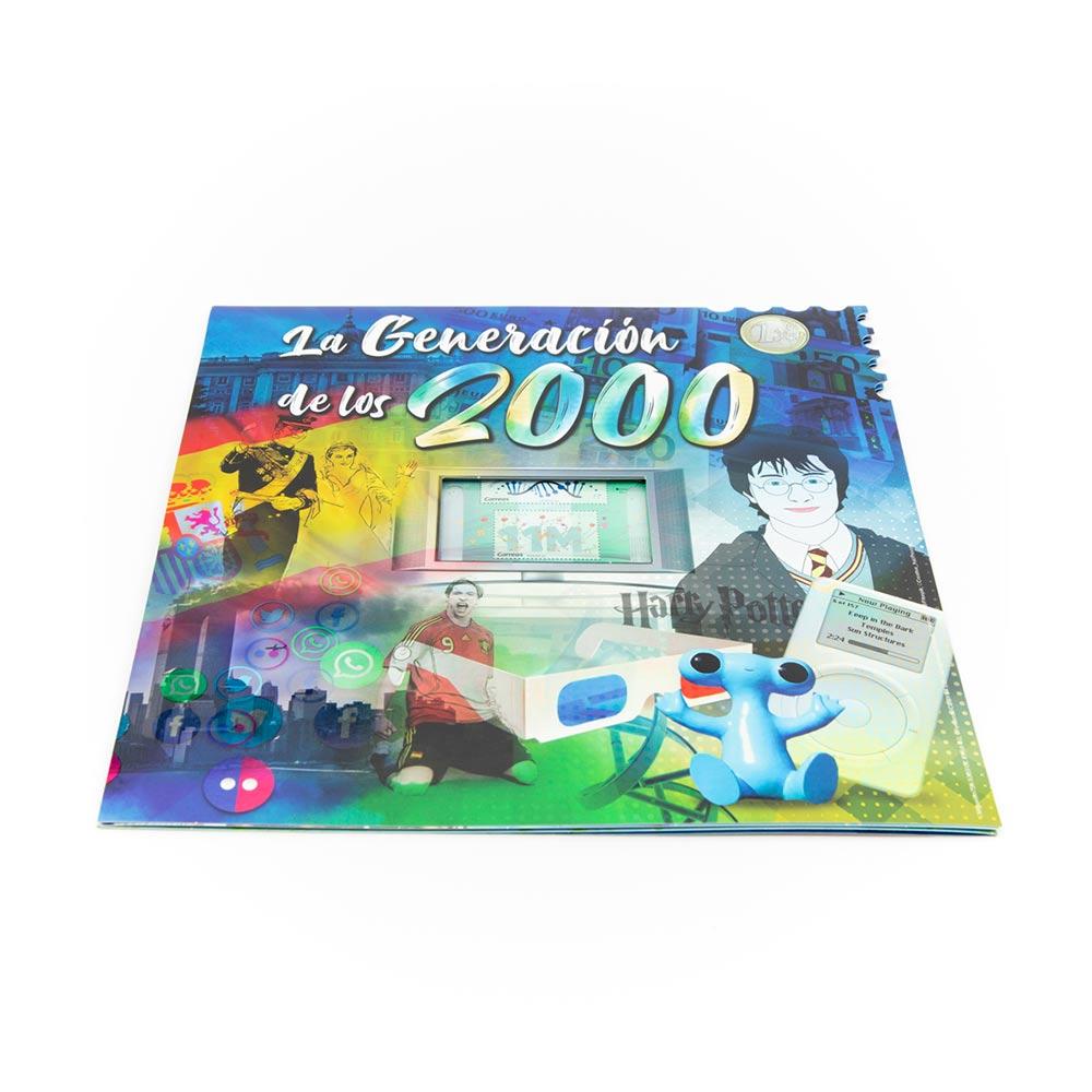 Carpeta Generación del 2000