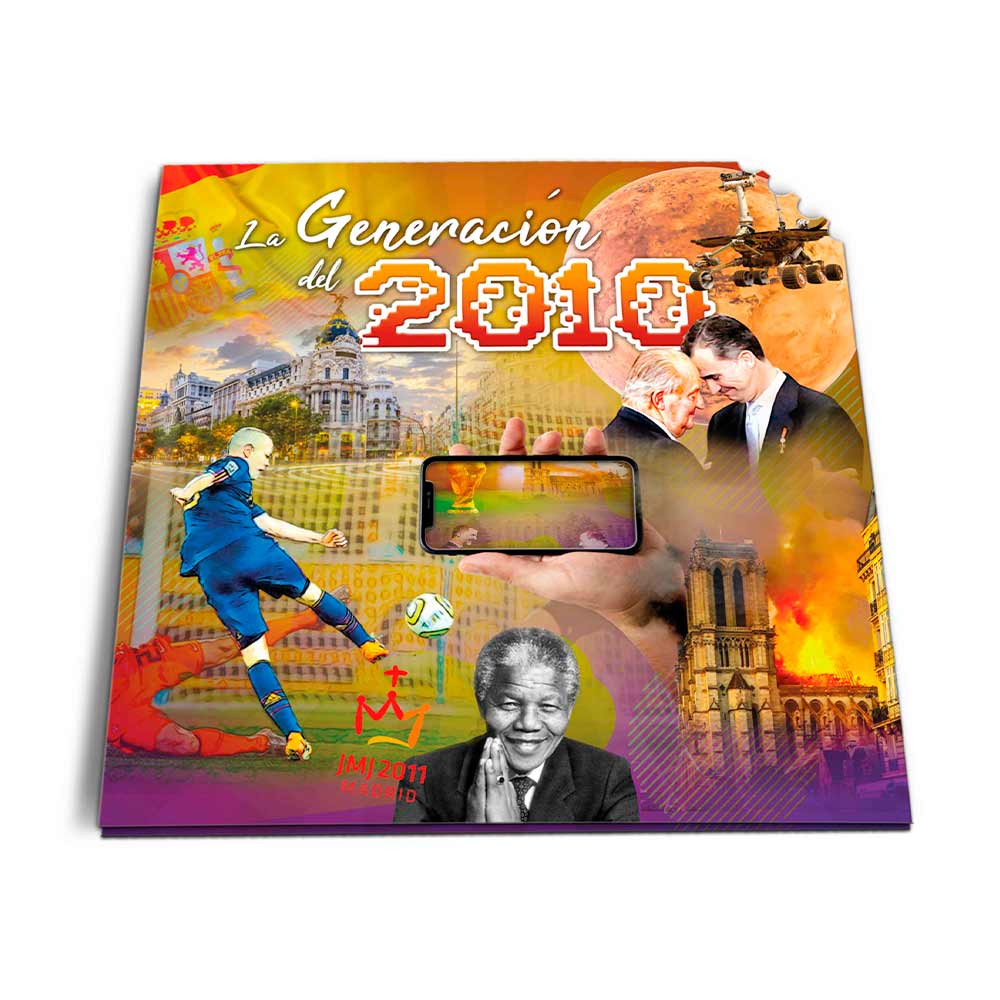 Carpeta Generación de 2010