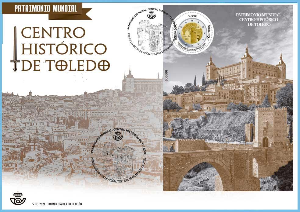 Sobre Primer Día Centro histórico de Toledo