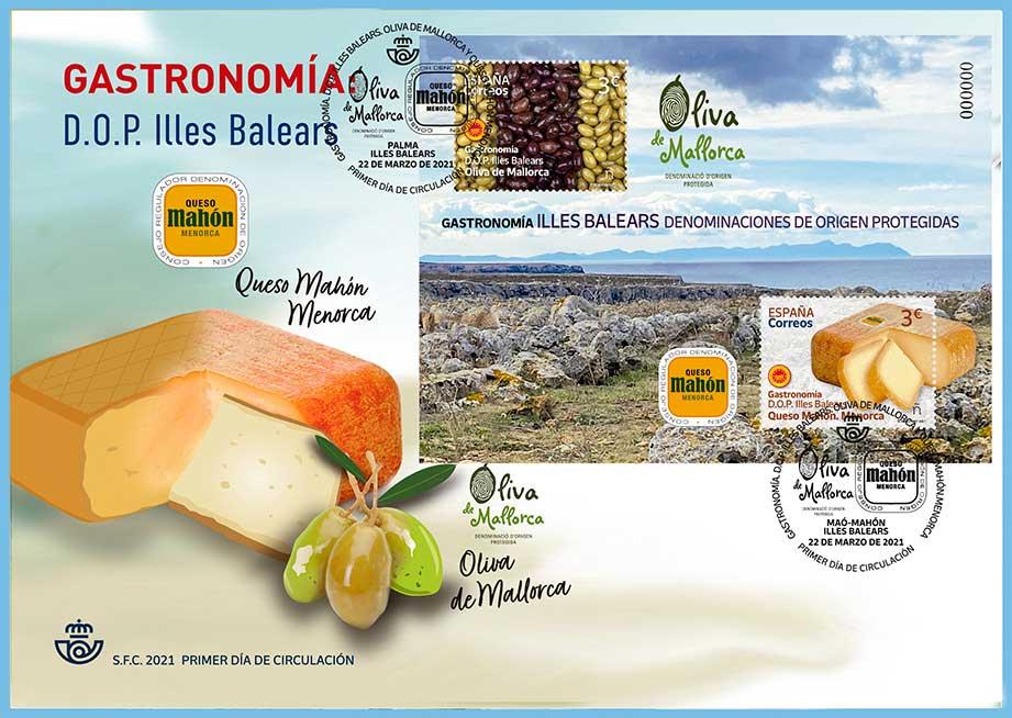 Sobre Primer Día D.O. Protegidas Illes Balears