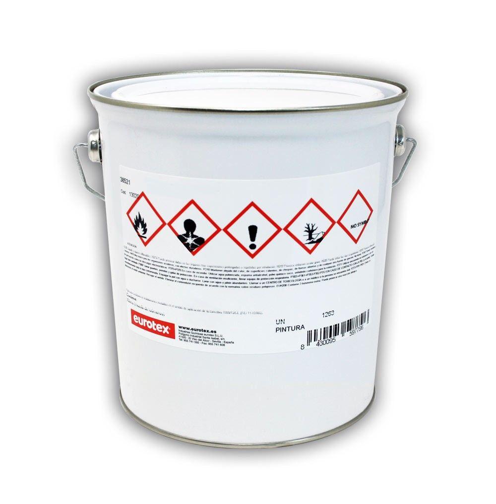 Barniz poliuretano incoloro 2 componentes al agua (A+B) 4L