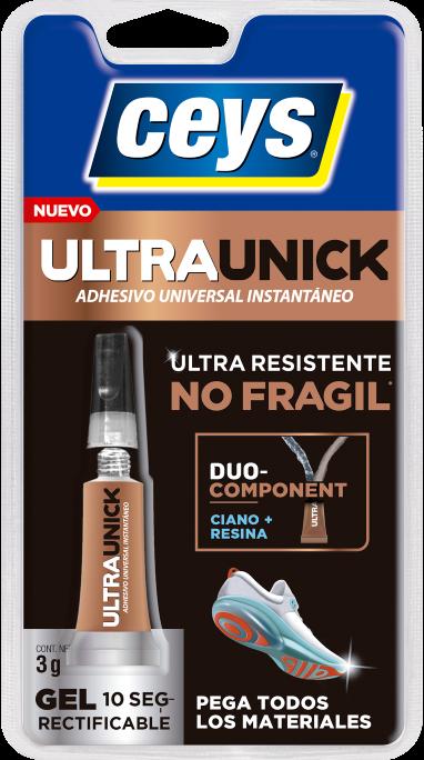 Ceys Adhesivo ultraunick  gel 3gr.