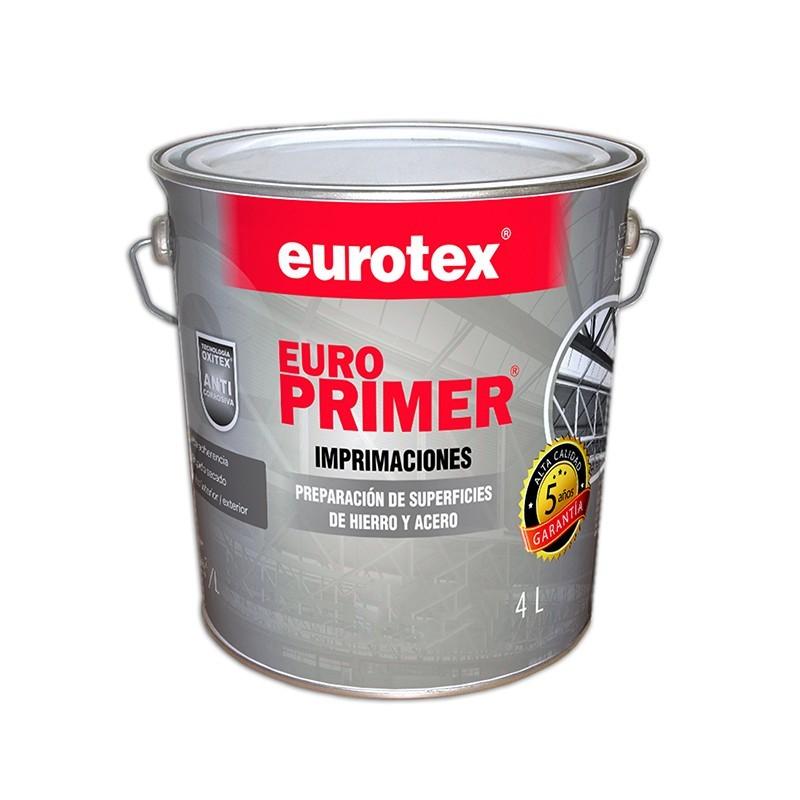 Eurotex Imprimación antioxidante gris 750ml