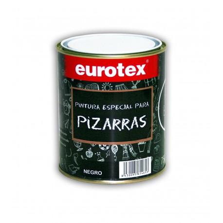 Eurotex Pintura de pizarras negro 750ml
