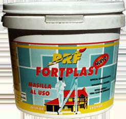 Roda fuerte Masilla lista al uso elástica con fibra 1kg-5kg