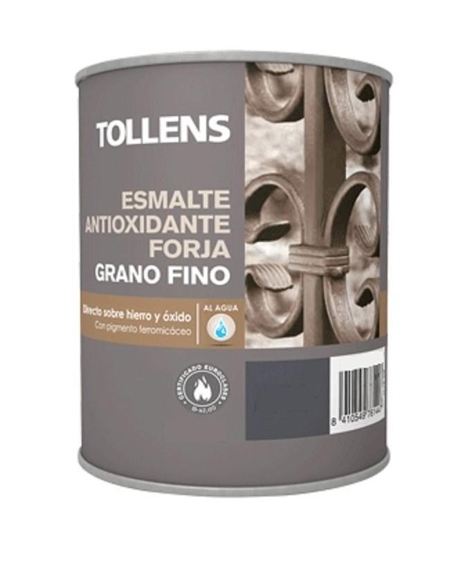 Tollens Esmalte antioxidante forja al agua 2.5 L