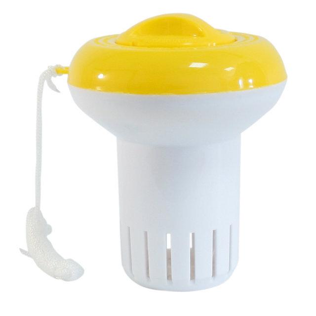 PQS Clorador flotante mini piscinas pastillas de 20gr