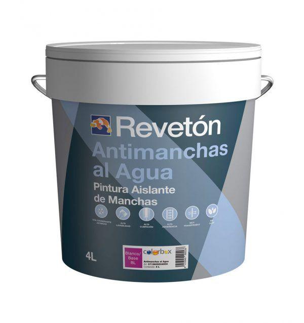 Revetón Antimanchas al agua 15 L