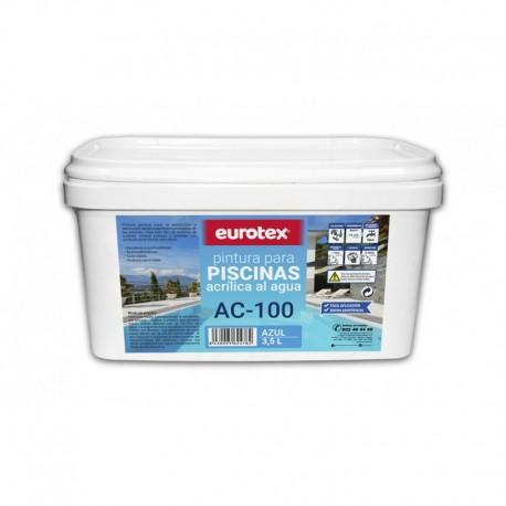 Eurotex Pintura piscinas acrilica al agua 3,5 L
