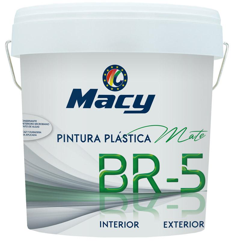 Macy Pintura plástica BR-5 14 L