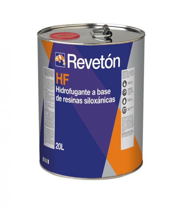 Revetón HF Hidrofugante a base de resinas siloxánicas 18L