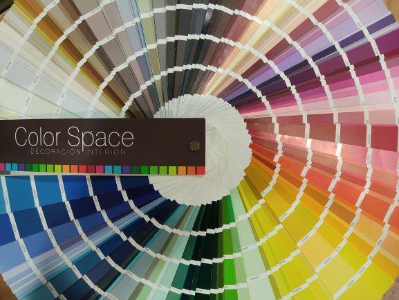 ALP Carta de colores Tollens color space
