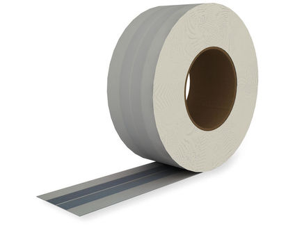 Cinta de refuerzo de aluminio para ángulos 5cm X 30m