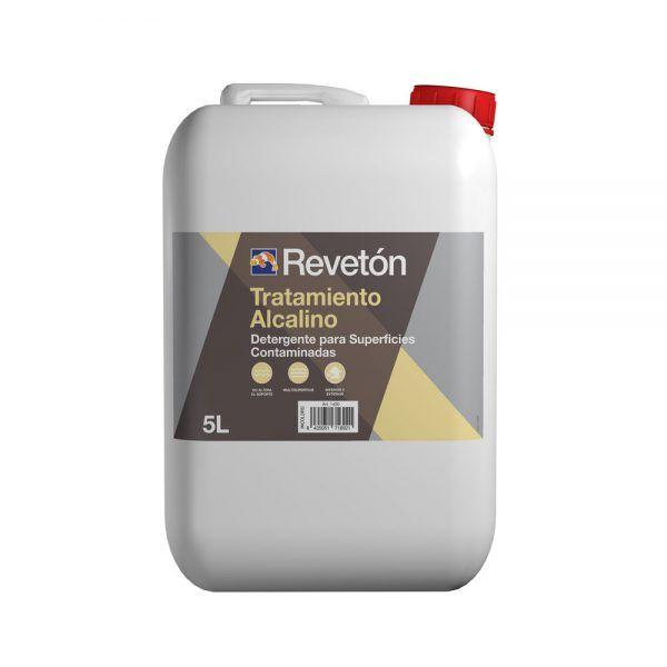 Revetón Tratamiento alcalino 5 L