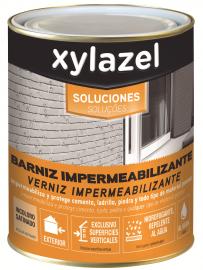 Xylazel Barniz impermeabilizante satinado 4 L