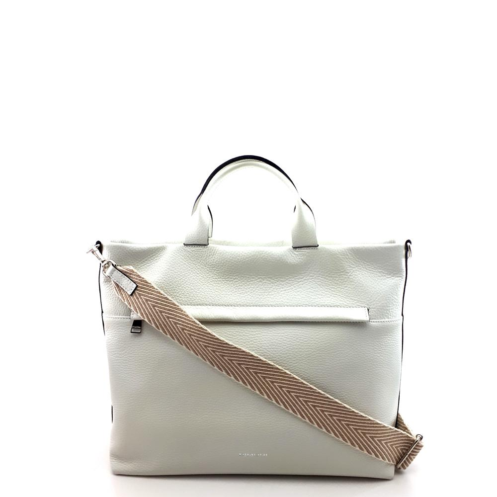 DIMONI HANDBAG OFF WHITE