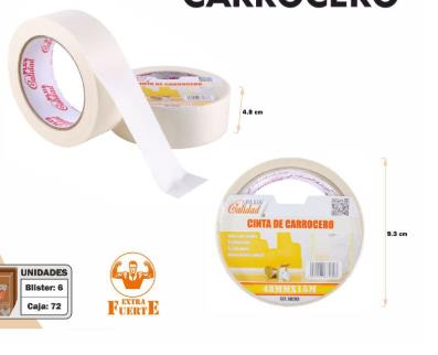 4.8x15 CINTA CARROCERO