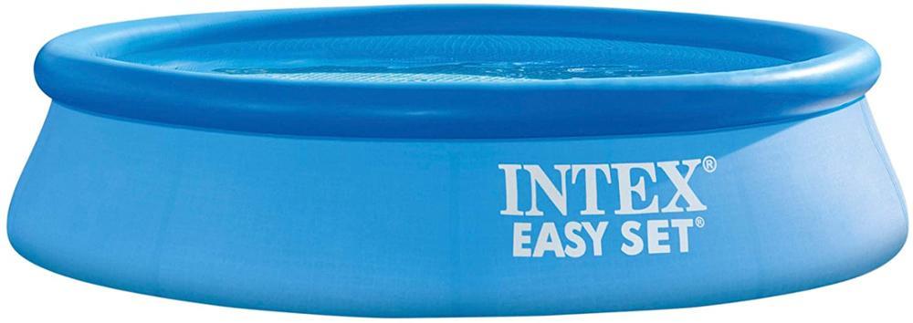 Intex 55236 - Piscina hinchable para 2 personas, redonda, diámetro 244x61 cm, capacidad para 1.942 litros