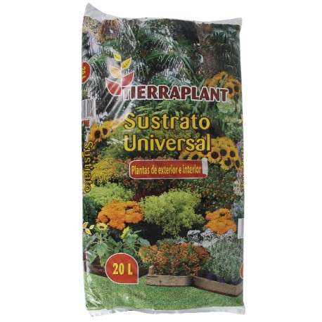 Tierraplant tierra Sustrato universal 20 L