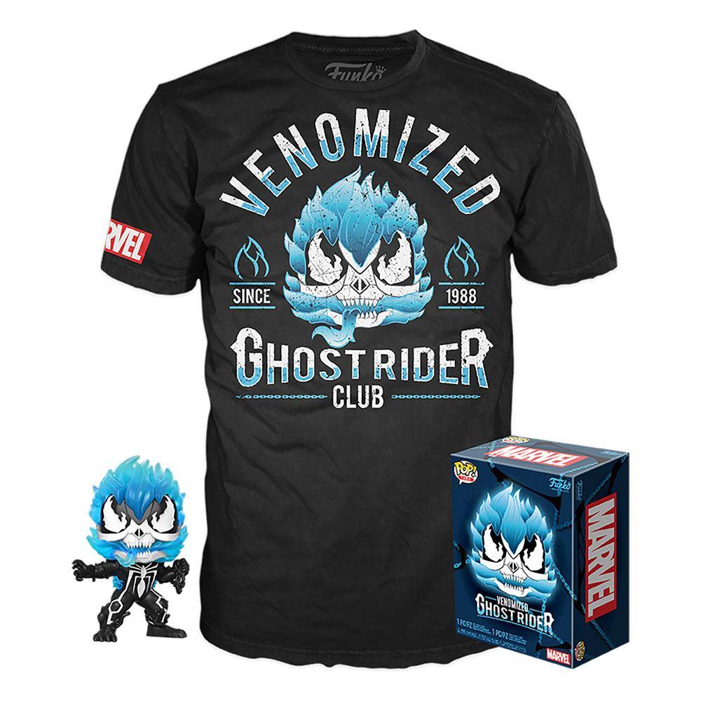 Set Ghostrider Venom y camiseta