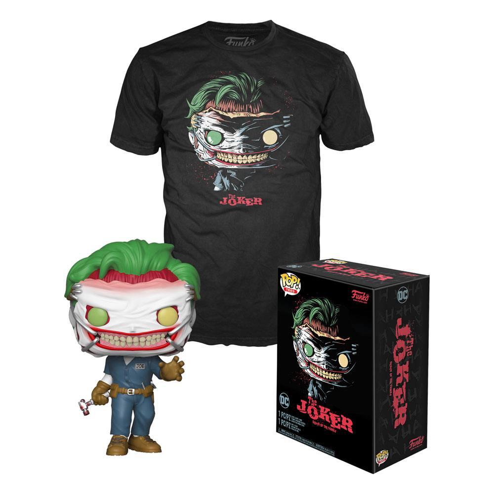 Set Death of Joker y camiseta