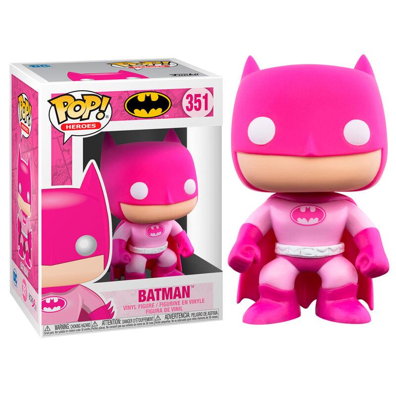 Batman Rosa