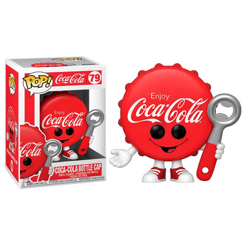 Chapa botella de Coca-Cola