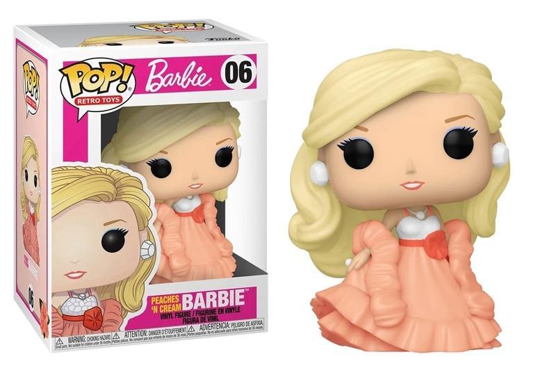 Cream Barbie